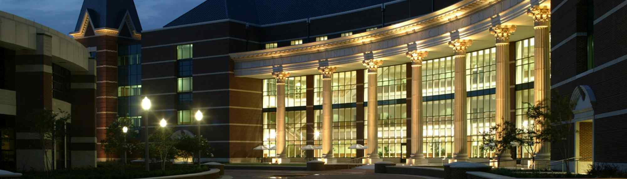 Baylor Science Building