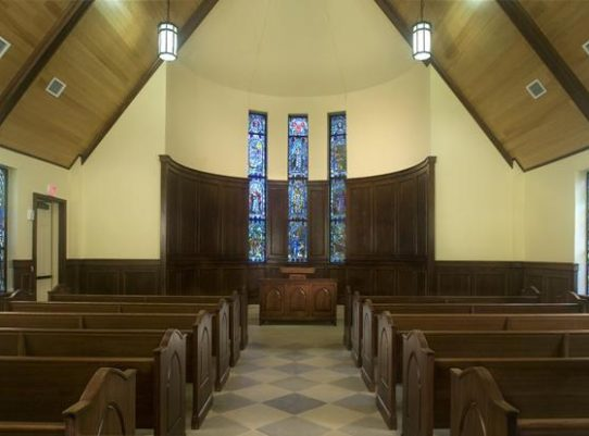 Brooks Residential Hall Chapel